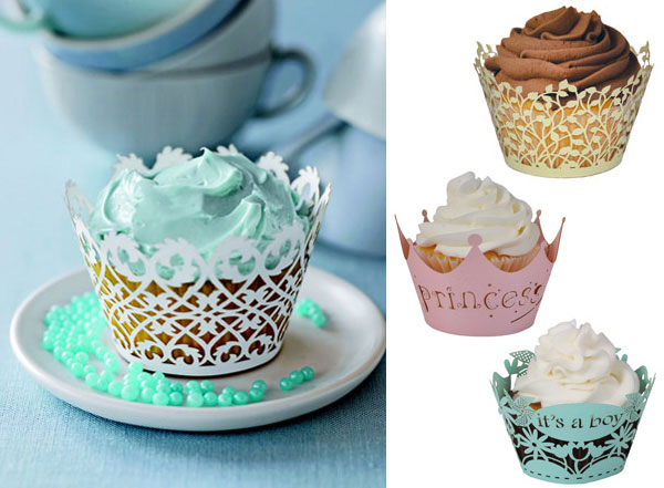 cupcake wappers