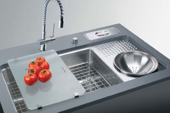 How Many Sinks Are Required In A Commercial Kitchen : has some great add don accessories for most of their kitchen sinks ...