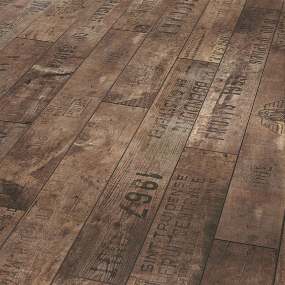 Wine and Fruits Laminate Flooring by Parador