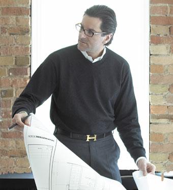 Brian Gluckstein Interior Designer the Gluck