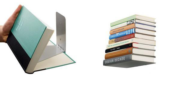 Conceal bookshelf by Umbra