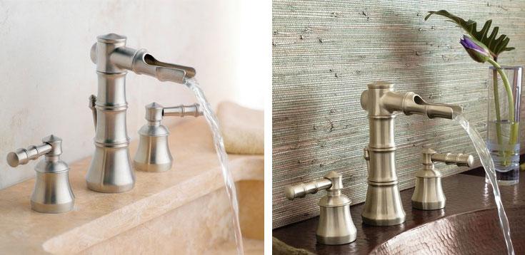 Bamboo Faucet Interior Design Inspiration Eva Designs