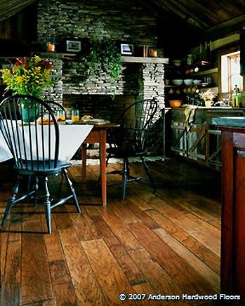 Virginia Vintage Engineered Hardwood Floor Flintlock