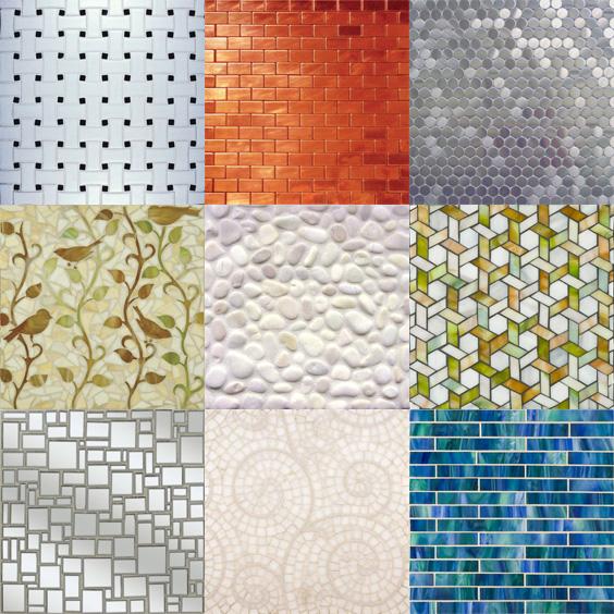 Ann Sacks Mosaic Tile Picks