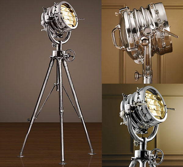Atlantic Tripod Lamp Interior Design Inspiration Eva