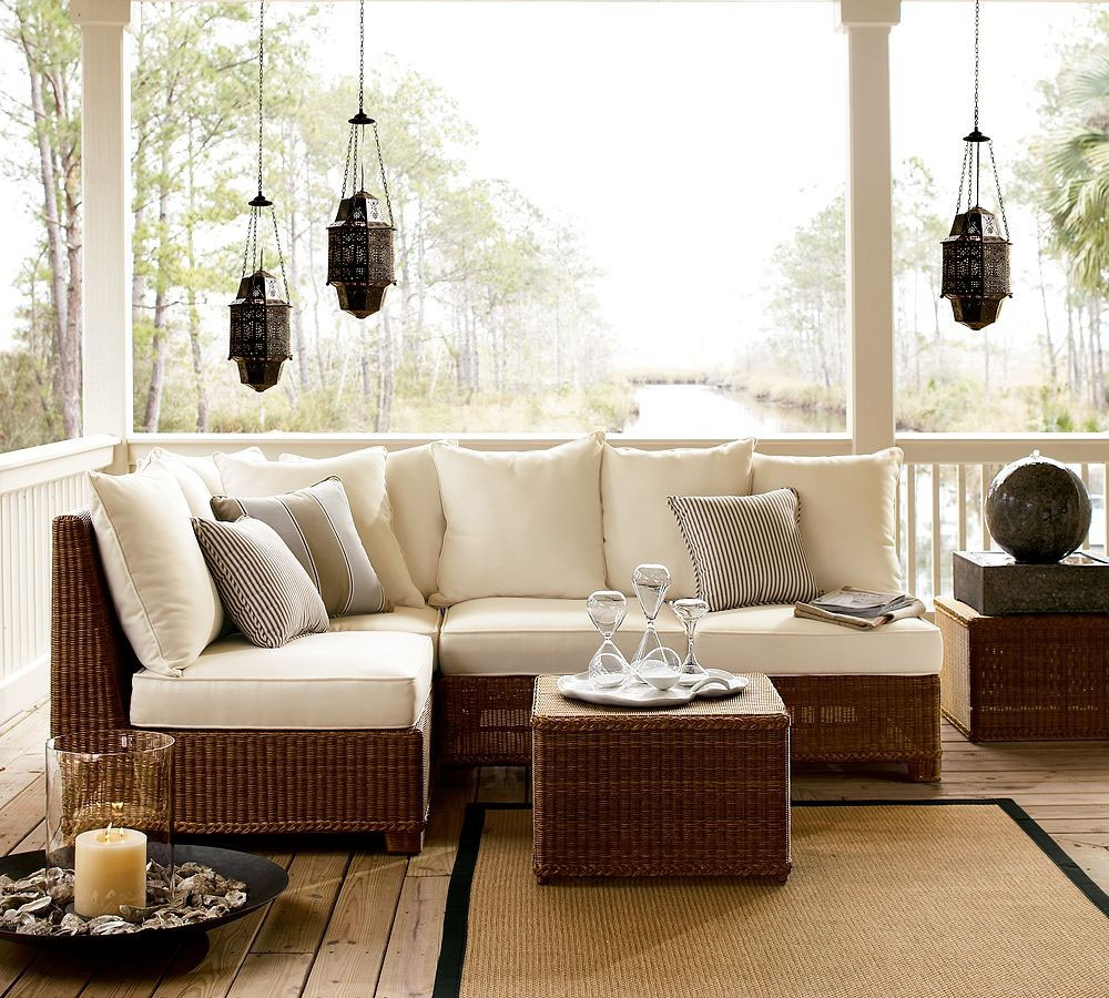 Second Home Decorating Ideas: Your Second Living Room- Outdoors