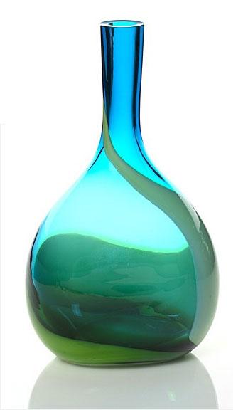 Waterford Skydiver Vase