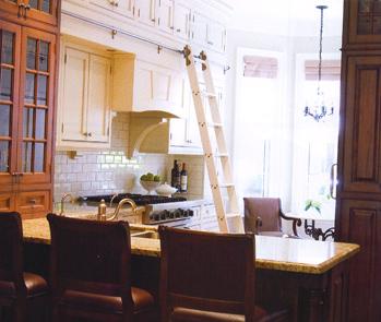 ladder for kitchen