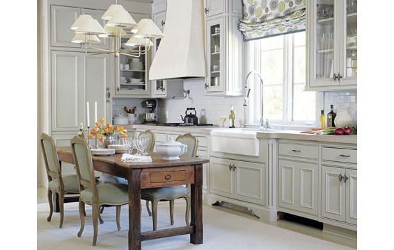 Kitchen Seating Louis XV Chairs Suzanne Kasler