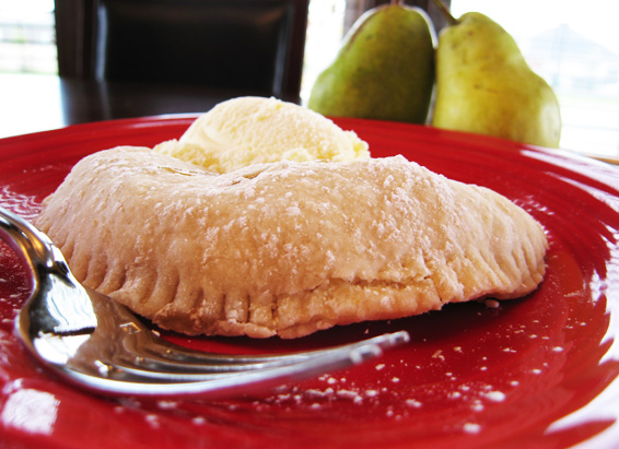 Apple Pear Hand Pies