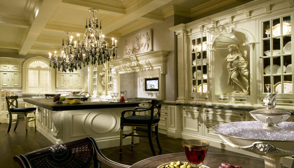 Luxury Kitchen by Clive Christian