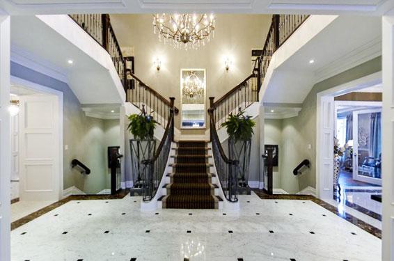 Tour The 2010 Lottery Home Interior Design Inspiration