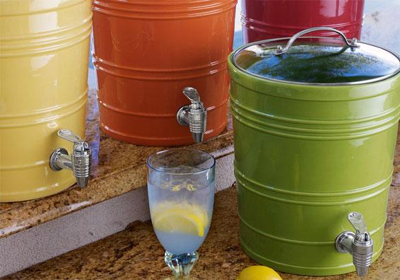 Ceramic Beverage Dispenser