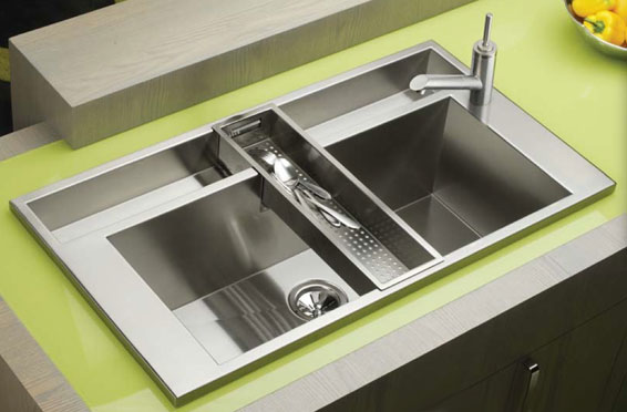 Avado Kitchen Sink by Elkay Novanni