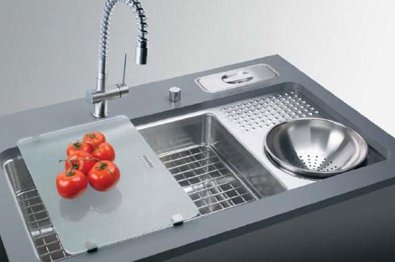 Franke Work Center Culinary Sink Kitchen