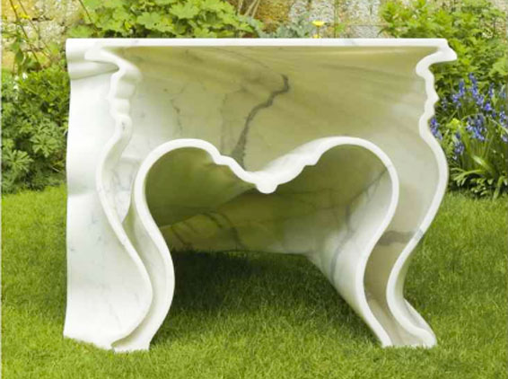 Cinderella console table