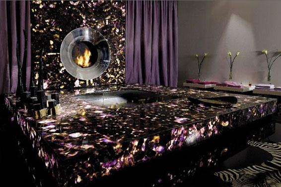 Amethyst Tub Deck Interior Design Inspiration Eva Designs