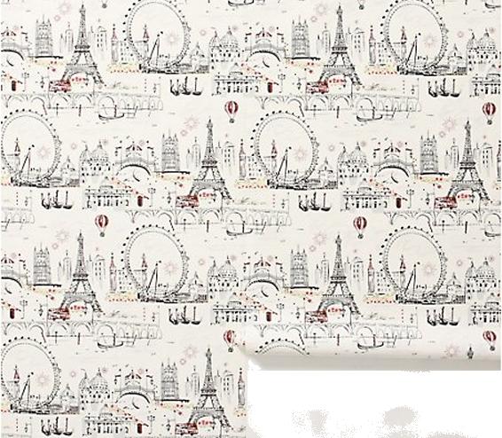 C'est Magnifique Wallpaper anthropologie