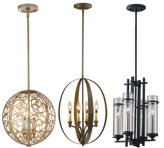 Murray Feiss Pendant Lighting