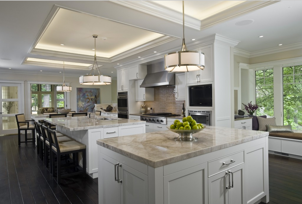 Susan Fredman Design Group Kitchen 1