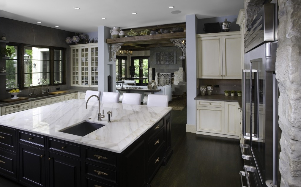 Susan Freedman Design Group Kitchen