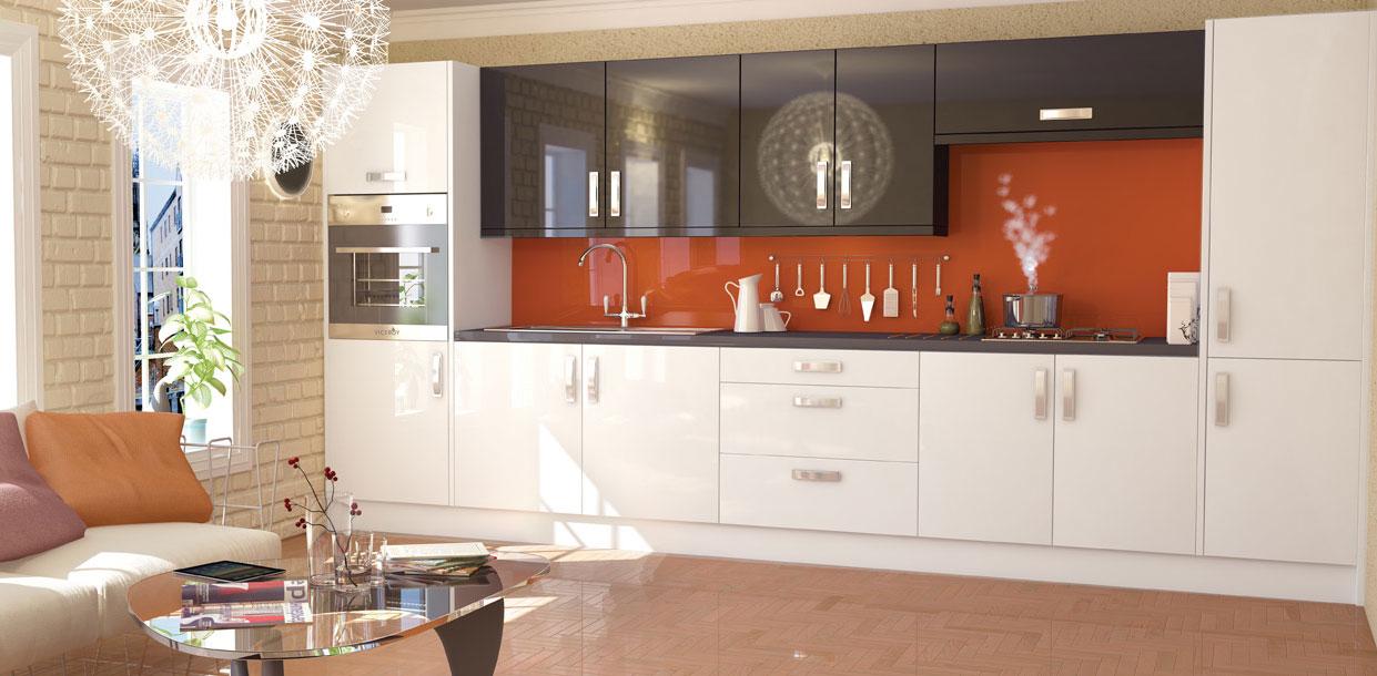 wren Kitchen sleek and stylish