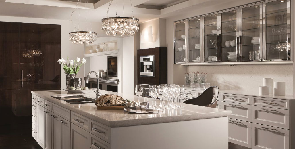 Siematic Beaux Arts Kitchen