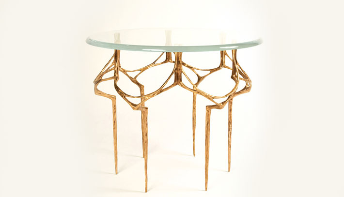 Collette side table