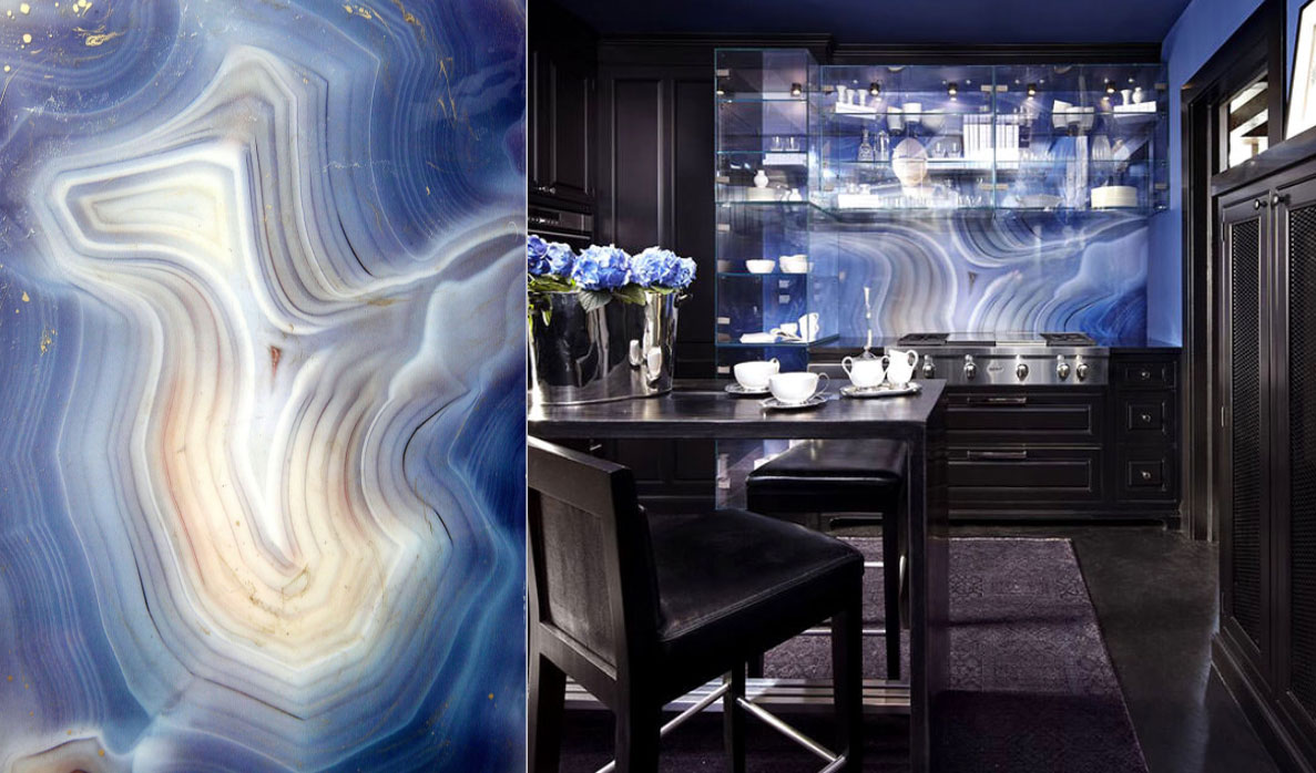 Precious stones in design interior design inspiration for Indesign interior