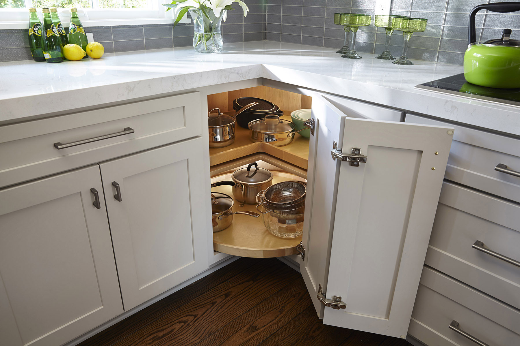 the no corner kitchen interior design inspiration eva full height cabinetry full height cabinet door